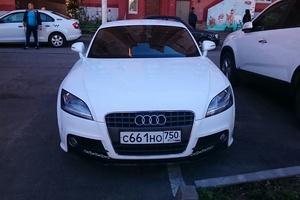 Подержанный автомобиль Audi TT, отличное состояние, 2011 года выпуска, цена 1 050 000 руб., Москва