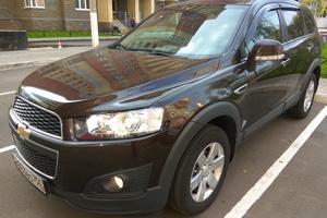 Подержанный автомобиль Chevrolet Captiva, хорошее состояние, 2014 года выпуска, цена 1 190 000 руб., Электросталь