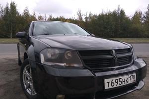 Автомобиль Dodge Avenger, хорошее состояние, 2008 года выпуска, цена 460 000 руб., Санкт-Петербург