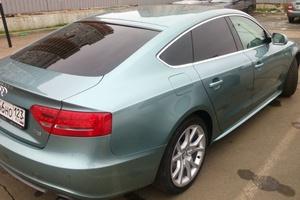 Автомобиль Audi A5, отличное состояние, 2011 года выпуска, цена 1 500 000 руб., Краснодар