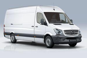 Новый автомобиль Mercedes-Benz Sprinter, 2016 года выпуска, цена 2 750 000 руб., Нижний Новгород