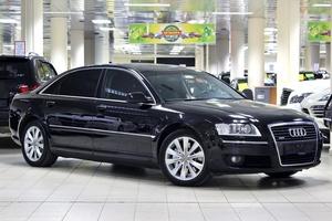 Авто Audi A8, 2007 года выпуска, цена 733 333 руб., Москва