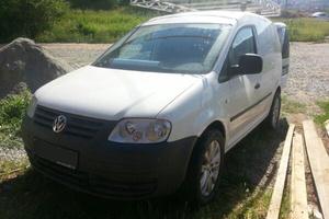 Автомобиль Volkswagen Caddy, хорошее состояние, 2007 года выпуска, цена 320 000 руб., Миасс