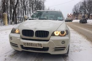 Автомобиль BMW X5, отличное состояние, 2008 года выпуска, цена 1 250 000 руб., Сергиев Посад