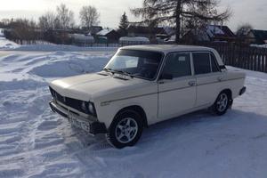 Подержанный автомобиль ВАЗ (Lada) 2106, отличное состояние, 1991 года выпуска, цена 38 000 руб., Касли