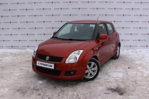 Авто Suzuki Swift, 2008 года выпуска, цена 291 200 руб., Москва