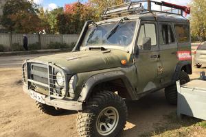 Подержанный автомобиль УАЗ 3151, отличное состояние, 1995 года выпуска, цена 350 000 руб., Набережные Челны