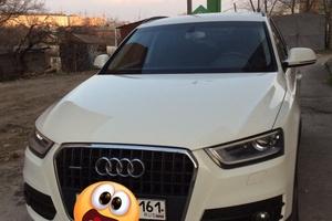 Автомобиль Audi Q3, отличное состояние, 2012 года выпуска, цена 1 180 000 руб., Ростов-на-Дону