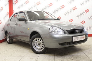 Авто ВАЗ (Lada) Priora, 2011 года выпуска, цена 207 600 руб., Казань