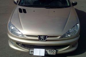 Подержанный автомобиль Peugeot 206, отличное состояние, 2008 года выпуска, цена 200 000 руб., Коломна
