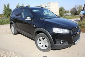 Подержанный автомобиль Chevrolet Captiva, отличное состояние, 2012 года выпуска, цена 900 000 руб., Зарайск
