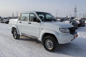 Авто УАЗ Pickup, 2013 года выпуска, цена 515 000 руб., Тюмень