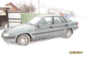 Автомобиль Daewoo Espero, среднее состояние, 1997 года выпуска, цена 45 000 руб., Щелково