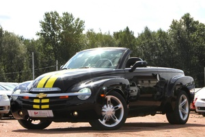 Авто Chevrolet SSR, 2003 года выпуска, цена 2 000 000 руб., Санкт-Петербург
