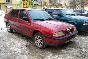 Автомобиль Alfa Romeo 33, отличное состояние, 1991 года выпуска, цена 75 000 руб., Екатеринбург