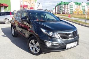 Подержанный автомобиль Kia Sportage, отличное состояние, 2013 года выпуска, цена 1 100 000 руб., Белоярский