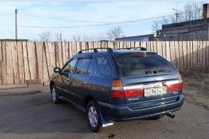 Автомобиль Nissan R'nessa, отличное состояние, 1997 года выпуска, цена 280 000 руб., Абакан