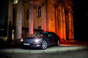 Автомобиль Lexus LS, хорошее состояние, 2008 года выпуска, цена 1 300 000 руб., Евпатория
