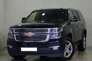 Авто Chevrolet Tahoe, 2015 года выпуска, цена 3 325 000 руб., Москва