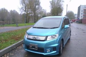 Автомобиль Honda Freed, отличное состояние, 2012 года выпуска, цена 730 000 руб., Абакан