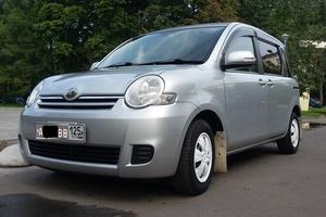 Автомобиль Toyota Sienta, отличное состояние, 2008 года выпуска, цена 420 000 руб., Москва