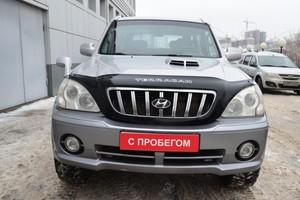 Авто Hyundai Terracan, 2001 года выпуска, цена 369 000 руб., Воронеж