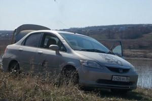 Автомобиль Honda City, хорошее состояние, 2003 года выпуска, цена 195 000 руб., Воронеж