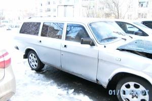 Автомобиль ГАЗ 310221 Волга, битый состояние, 2004 года выпуска, цена 65 000 руб., Воронеж