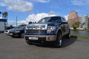 Автомобиль Ford F-Series, отличное состояние, 2013 года выпуска, цена 2 690 000 руб., Калининград