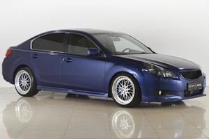 Авто Subaru Legacy, 2011 года выпуска, цена 869 000 руб., Москва