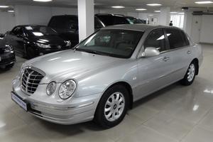 Авто Kia Opirus, 2007 года выпуска, цена 370 000 руб., Москва