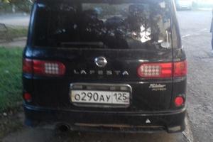 Автомобиль Nissan Lafesta, хорошее состояние, 2007 года выпуска, цена 340 000 руб., Спасск-Дальний