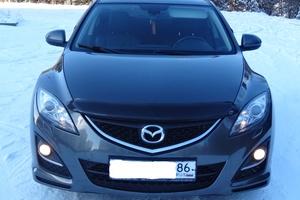 Подержанный автомобиль Mazda 6, хорошее состояние, 2010 года выпуска, цена 640 000 руб., Ханты-Мансийск