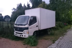 Автомобиль Foton Aumark BJ 1039, хорошее состояние, 2012 года выпуска, цена 450 000 руб., Москва