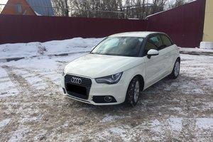 Подержанный автомобиль Audi A1, отличное состояние, 2011 года выпуска, цена 500 000 руб., Москва