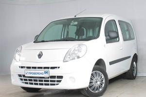 Авто Renault Kangoo, 2012 года выпуска, цена 459 000 руб., Санкт-Петербург