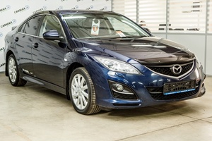 Авто Mazda 6, 2012 года выпуска, цена 630 000 руб., Москва