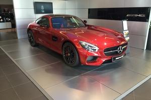 Авто Mercedes-Benz AMG GT, 2015 года выпуска, цена 10 808 000 руб., Краснодар