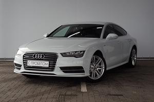 Подержанный автомобиль Audi A7, отличное состояние, 2015 года выпуска, цена 2 570 000 руб., Краснодар