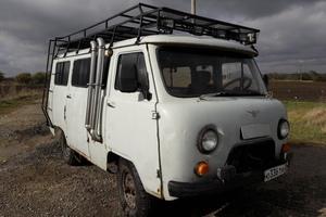 Автомобиль УАЗ 2206, среднее состояние, 1995 года выпуска, цена 190 000 руб., Ставрополь
