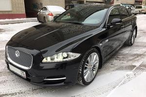 Автомобиль Jaguar XJ, отличное состояние, 2011 года выпуска, цена 2 700 000 руб., Чита