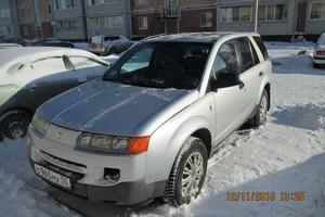 Автомобиль Saturn VUE, хорошее состояние, 2003 года выпуска, цена 450 000 руб., Омск