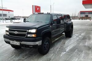 Автомобиль Chevrolet Silverado, хорошее состояние, 2006 года выпуска, цена 2 500 000 руб., Санкт-Петербург