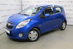 Авто Chevrolet Spark, 2011 года выпуска, цена 353 344 руб., Москва