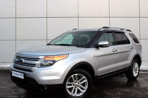 Авто Ford Explorer, 2012 года выпуска, цена 1 329 000 руб., Москва