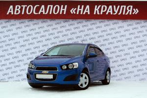 Авто Chevrolet Aveo, 2013 года выпуска, цена 449 196 руб., Екатеринбург