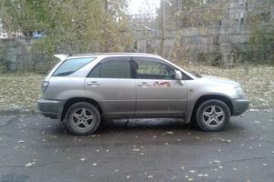 Автомобиль Toyota Harrier, хорошее состояние, 1999 года выпуска, цена 480 000 руб., Новосибирск