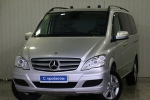 Авто Mercedes-Benz Viano, 2012 года выпуска, цена 1 893 000 руб., Москва