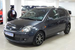 Авто Ford Fiesta, 2007 года выпуска, цена 230 000 руб., Москва