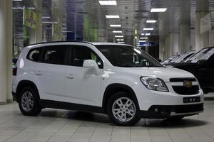Авто Chevrolet Orlando, 2012 года выпуска, цена 677 777 руб., Москва